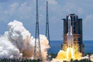 Trung Quốc gia nhập cuộc đua lên sao Hỏa