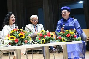 Xúc động lễ kỷ niệm 99 năm ngày sinh GS.TS Trần Văn Khê