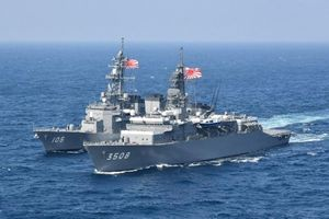 Nhật Bản tăng cường hiện diện quân sự quốc tế... Trung Quốc 'lo sốt vó'