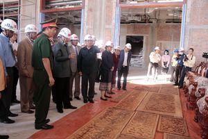 Lào đánh giá cao chất lượng Tòa nhà Quốc hội - quà tặng của Việt Nam