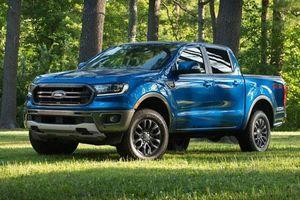 Doanh số xe bán tải tháng 6/2020: Ford Ranger tiếp tục thống trị