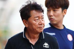 Vì sao HLV Chung Hae-seong thôi dẫn dắt CLB TP.HCM?