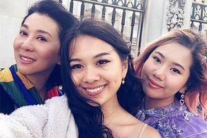 Hai con gái giỏi giang, xinh đẹp của MC Kỳ Duyên