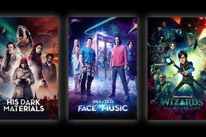 Loạt trailer phim mới được công bố tại SDCC 2020: Walking Dead, His Dark Materials 2 và cả Utopia