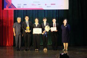 Đại học Luật Hà Nội giành ngôi Quán quân Cuộc thi FDI Moot 2020