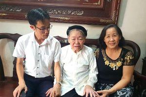 Tri ân Bà mẹ Việt Nam Anh hùng