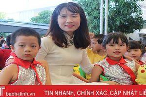 Hơn 400 học sinh mầm non iSchool Hà Tĩnh kết thúc năm học 2019-2020