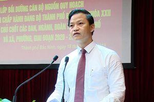 Thủ tướng phê chuẩn Phó Chủ tịch UBND tỉnh Bắc Ninh