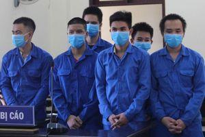 Xét xử nhóm gây rối làm 2 cảnh sát ở Đà Nẵng hy sinh