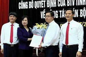 Phê chuẩn Bí thư Thành ủy Bắc Ninh làm Phó Chủ tịch tỉnh