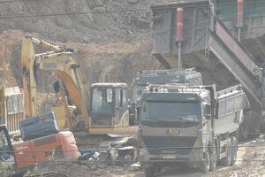 Hòa Bình: Người dân xã Cao Dương 'kêu trời' vì mỏ đất xóm Om Làng gây ô nhiễm môi trường