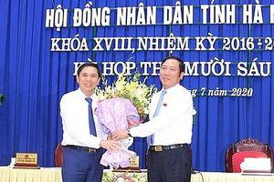 Thủ tướng phê chuẩn Phó Chủ tịch tỉnh Bắc Ninh, Hà Nam