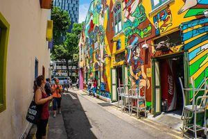 #TravelThrowback - chiến dịch 'hồi tưởng' kỷ niệm du lịch từ Singapore