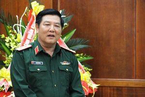Ban Bí thư kỷ luật tướng Dương Đức Hòa