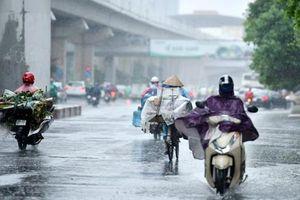 Thời tiết hôm nay 28/7: Hà Nội mưa rào và dông, có khả năng xảy ra lốc, sét