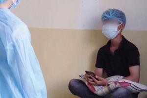 Buộc cách ly một bệnh nhân trốn viện từ Đà Nẵng về Quảng Ngãi
