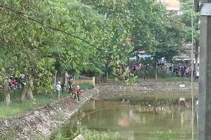 Thanh niên say rượu, tự ngã xuống hồ nước tử vong
