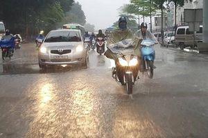 Nhiều tỉnh miền Bắc mưa lớn, cảnh báo sạt lở, lũ quét