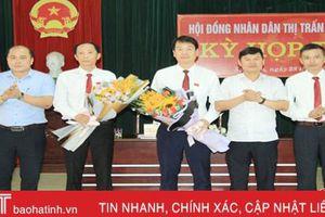 Địa phương đầu tiên ở Nghi Xuân triển khai mô hình bí thư đồng thời giữ chức chủ tịch UBND