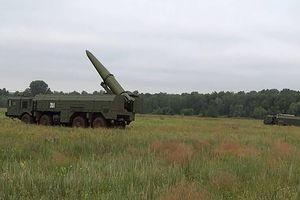 Iskander-M sẽ tham gia bảo vệ bờ biển nước Nga