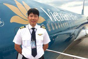 Cơ trưởng chuyến bay đi Guinea Xích đạo trải lòng trước giờ cất cánh