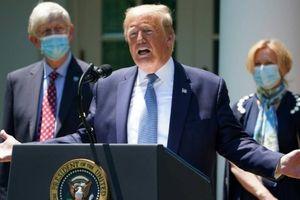 Trump cam kết sẽ chia sẻ vaccine chống Covid-19 với nước khác ngay khi có