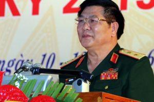 Trung tướng Dương Đức Hòa bị kỷ luật khiển trách