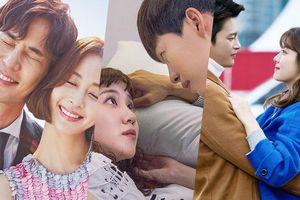 8 cặp đôi 'từ bạn thân thành người yêu' của phim Hàn Quốc