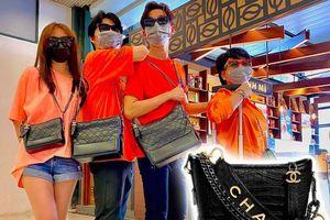 Hari Won và hội bạn thân có cả túi nhóm theo từng size, nhìn giá mà hoảng