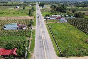 Bình Thuận: Nhiều vi phạm tại Dự án tuyến đường tránh Quốc lộ 55 qua thị trấn Tân Nghĩa, huyện Hàm Tân