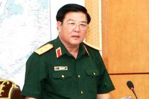 Dính sai phạm quản lý đất quốc phòng, Trung tướng Dương Đức Hòa bị kỷ luật khiển trách