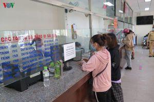 Đà Nẵng: Hỗ trợ hành khách đổi trả vé tàu