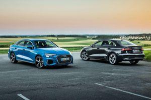 Chi tiết Audi A3 2021 - thể thao và hiện đại hơn