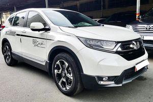 Honda CR-V có phải dòng xe CUV giữ giá nhất Việt Nam?
