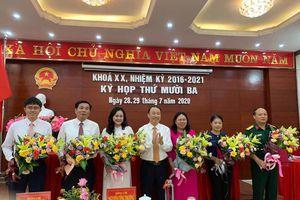 Bầu lãnh đạo chủ chốt thành phố Lạng Sơn