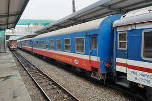 Đường sắt tạm ngưng chạy đôi tàu Bắc-Nam vì dịch COVID-19