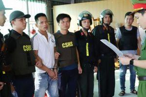 Triệt phá băng nhóm chuyên thu 'phí' bảo kê trước cổng Formosa Hà Tĩnh