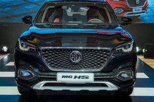 Cao hơn 60 triệu đồng, xe 'Tàu' MG HS trang bị thua kém 'đàn anh' Zotye Z8