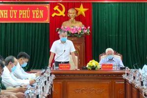 Phú Yên huy động cả hệ thống chính trị vào cuộc phòng, chống dịch Covid-19