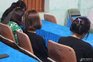 Giải cứu thành công 4 bé gái bị rủ rê làm tiếp viên quán karaoke