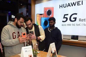 Huawei 'qua mặt' Samsung để giành thị phần smartphone lớn nhất thế giới