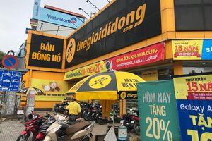 MWG ước lãi bán niên giảm 4%, đóng cửa toàn bộ cửa hàng Điện Thoại Siêu Rẻ