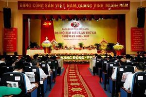 Nâng cao năng lực lãnh đạo và sức chiến đấu của Đảng bộ huyện Bàu Bàng