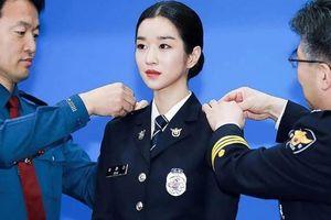 Hai diễn viên Hàn từng được bổ nhiệm làm cảnh sát danh dự