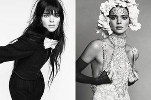 Kendall Jenner được ưu ái mặc đồ Chanel từ 14 năm trước