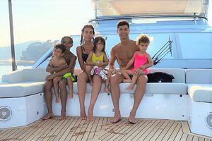 Những công nghệ đáng chú ý trên du thuyền mới của Ronaldo