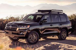 Toyota Land Cruiser Heritage Edition 2021 ra mắt, giá từ 87.900 USD