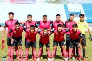 2 cầu thủ Tiền Giang bị kỷ luật vì phản ứng thô bạo với trọng tài