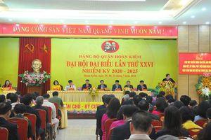 Đại hội đại biểu lần thứ XXVI Đảng bộ quận Hoàn Kiếm thành công tốt đẹp