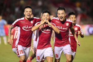 CLB TP.HCM, Than Quảng Ninh hưởng lợi tại AFC Cup